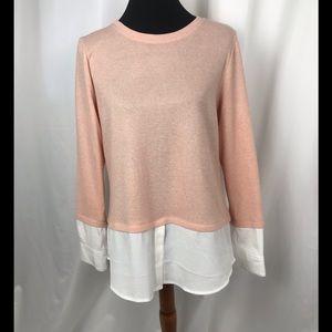 Calvin Klein lightweight sweater top
